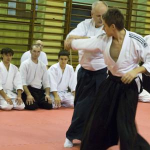 """Seminarium w Klubie Aikido """"Czarny Pas"""""""