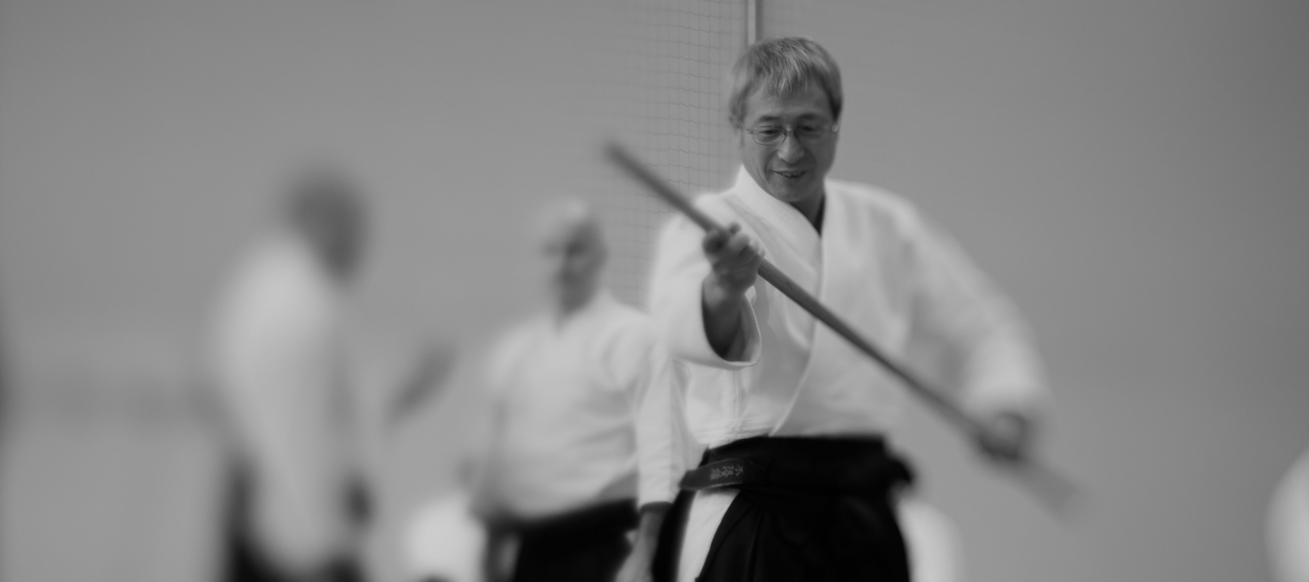 Aikido Seminar with Takao Arisue sensei