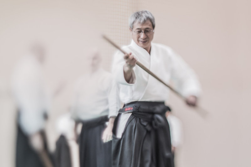 Seminarium z Takao Arisue Sensei 2018