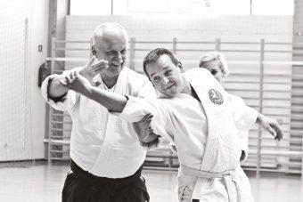 Seminarium z Sensei Michałem Górskim (6 dan Aikido, 3 dan Iaido)