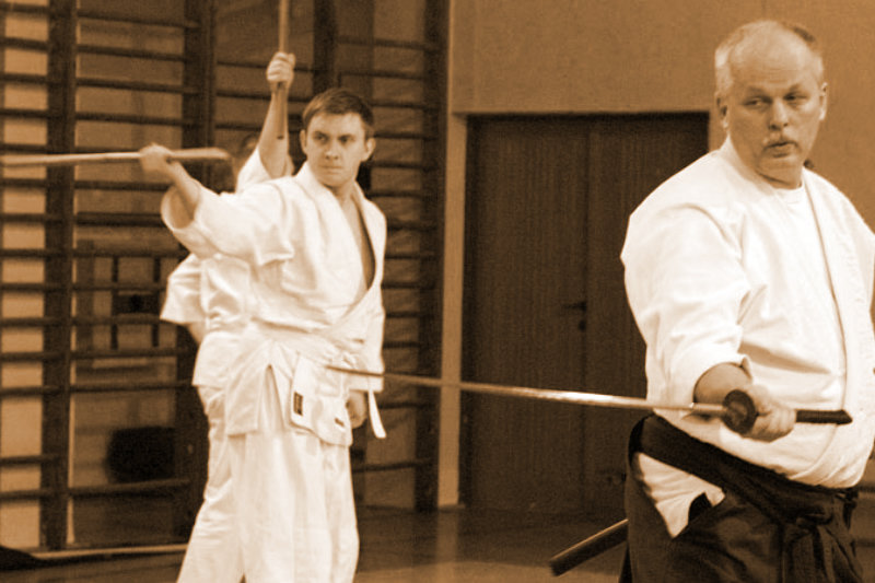 Seminarium AIKIDO z sensei Michałem Górskim 6 dan aikido, 3 dan iaido