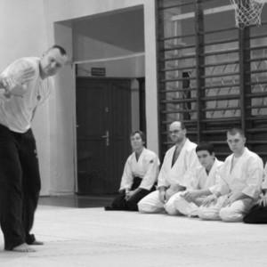 Seminarium Aikido z Sensei Michał Górski 6 DAN