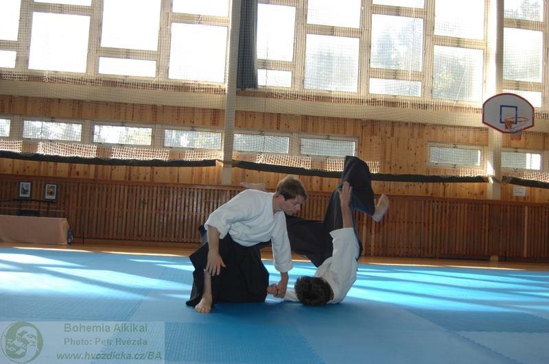 Seminarium Aikido z Remi Delcos