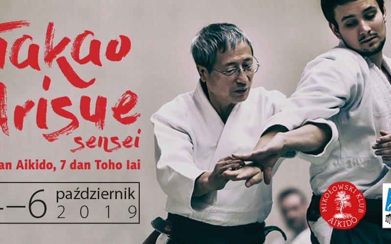 Seminarium Takao Arisue Sensei